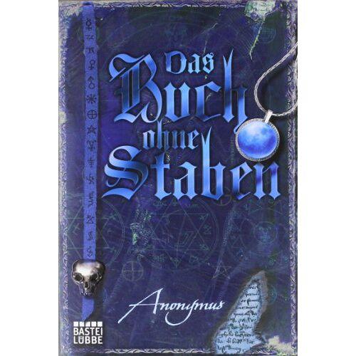 Anonymus - Das Buch ohne Staben - Preis vom 10.05.2021 04:48:42 h