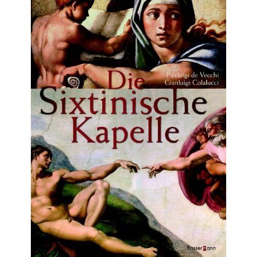 Pierluigi De Vecchi - Die Sixtinische Kapelle - Preis vom 21.10.2020 04:49:09 h