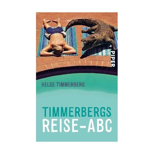 Helge Timmerberg - Timmerbergs Reise-ABC: Cartoons von Peter Puck - Preis vom 03.12.2020 05:57:36 h