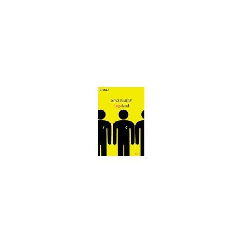 Max Barry - Logoland - Preis vom 15.04.2021 04:51:42 h