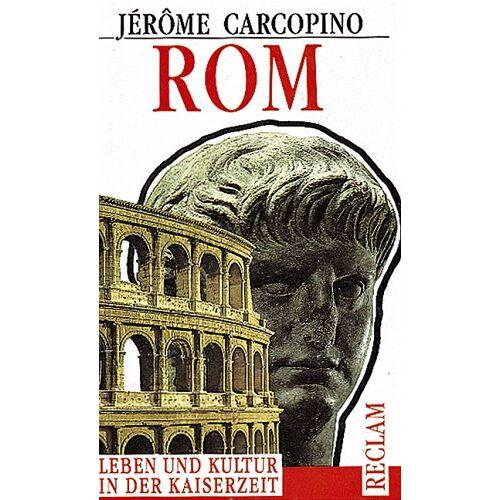 Jérôme Carcopino - Rom - Preis vom 13.04.2021 04:49:48 h