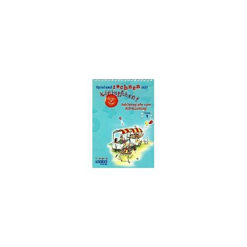Manfred Krick - Logico Rondo, Spielbücher, Zahlenspiele zum Schulanfang - Preis vom 07.05.2021 04:52:30 h