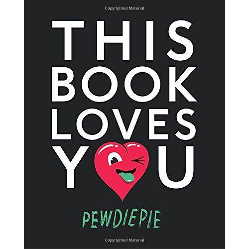 PewDiePie - This Book Loves You - Preis vom 19.01.2021 06:03:31 h