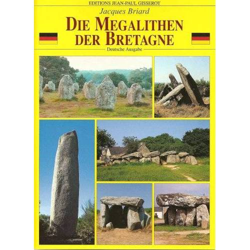 Jacques Briard - Megalithen der Bretagne - Preis vom 10.05.2021 04:48:42 h