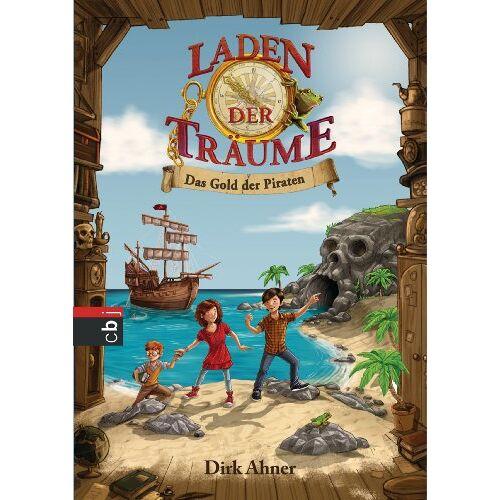 Dirk Ahner - Laden der Träume - Das Gold der Piraten: Band 1 - Preis vom 18.04.2021 04:52:10 h