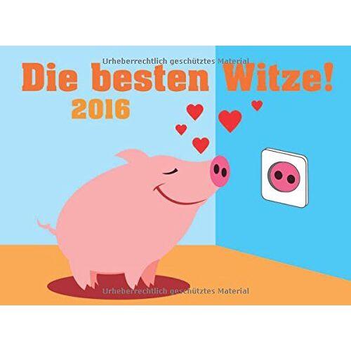 Harenberg - Die besten Witze! 2016 - Preis vom 21.10.2020 04:49:09 h