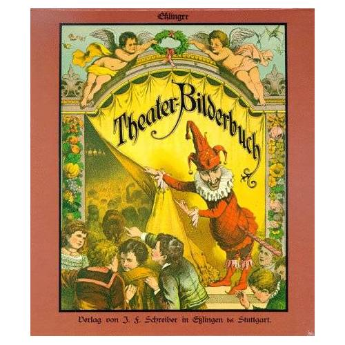 Franz Bonn - Theater-Bilderbuch: Vier Scenen für das Kinderherz - Preis vom 22.10.2020 04:52:23 h