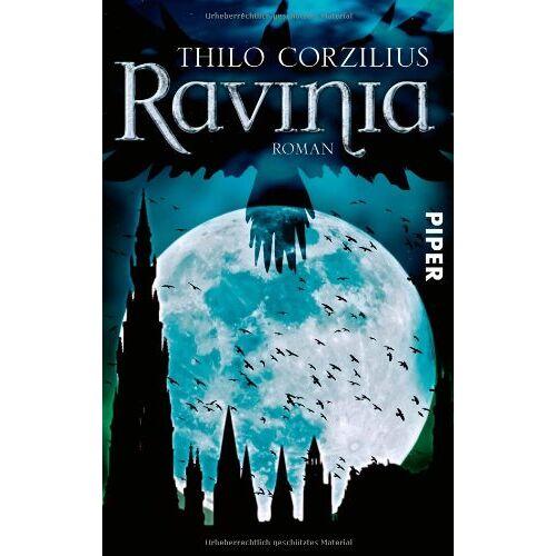 Thilo Corzilius - Ravinia: Roman (Ravinia 1) - Preis vom 28.02.2021 06:03:40 h