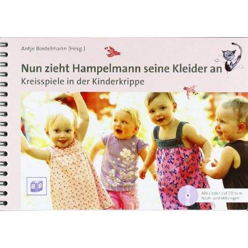 Antje Bostelmann - Nun zieht Hampelmann seine Kleider an - Preis vom 15.05.2021 04:43:31 h
