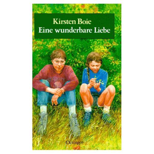 Kirsten Boie - Eine wunderbare Liebe - Preis vom 03.05.2021 04:57:00 h