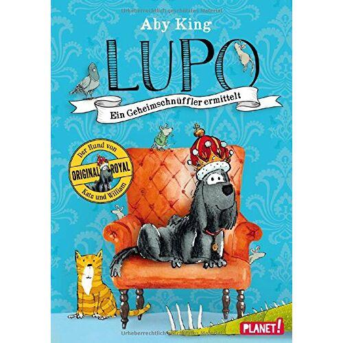 Aby King - Lupo - Ein Geheimschnüffler ermittelt - Preis vom 13.05.2021 04:51:36 h