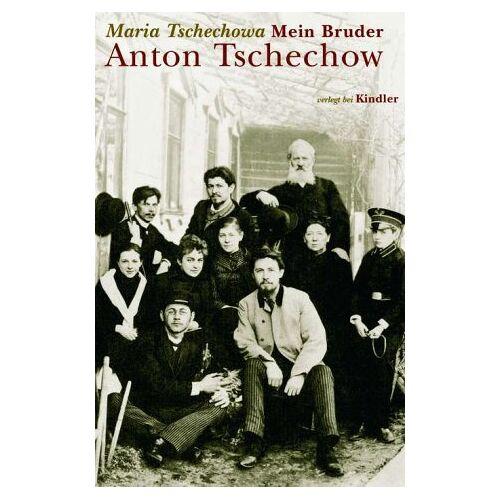 Maria Tschechowa - Mein Bruder Anton Tschechow - Preis vom 06.05.2021 04:54:26 h