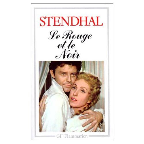 Stendhal - Le Rouge et le Noir (GF Flammarion, Band 11) - Preis vom 15.05.2021 04:43:31 h