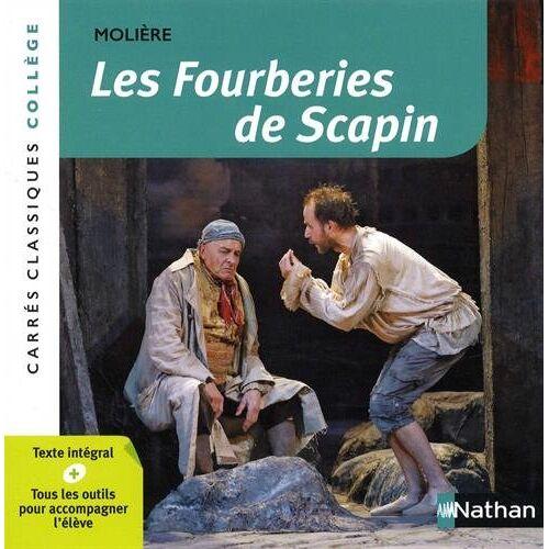 - Les fourberies de Scapin - Preis vom 16.04.2021 04:54:32 h
