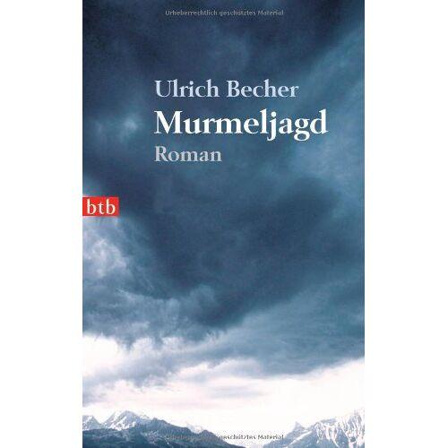 Ulrich Becher - Murmeljagd: Roman - Preis vom 25.02.2021 06:08:03 h