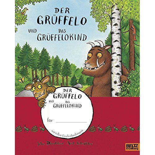 Axel Scheffler - Der Grüffelo und Das Grüffelokind: Vierfarbiges Bilderbuch - Doppelband - Preis vom 10.04.2021 04:53:14 h