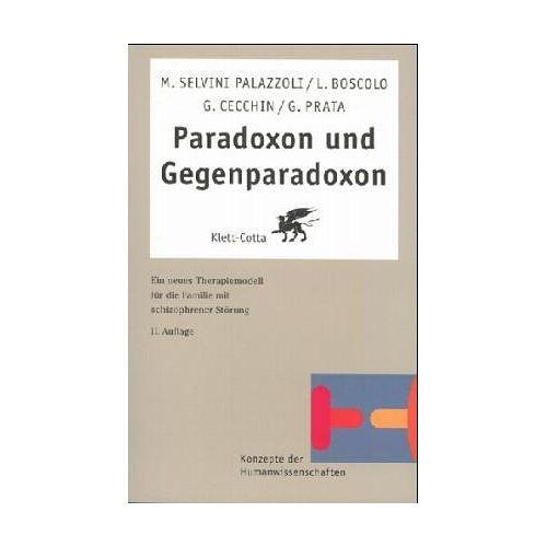 L. Boscolo - Paradoxon und Gegenparadoxon - Preis vom 23.01.2021 06:00:26 h