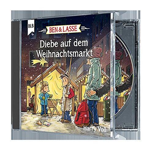 Harry Voß - Diebe auf dem Weihnachtsmarkt (Ben und Lasse) - Preis vom 13.05.2021 04:51:36 h