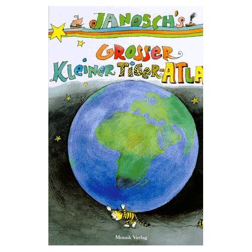 Janosch - Janosch's Grosser Kleiner Tiger- Atlas - Preis vom 04.12.2020 06:06:01 h