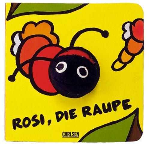 - Fingerpuppen-Bücher: Rosi die Raupe - Preis vom 28.11.2020 05:57:09 h