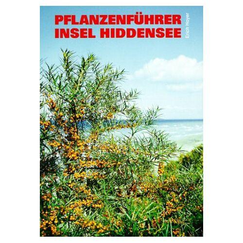 Erich Hoyer - Pflanzenführer Insel Hiddensee - Preis vom 30.09.2020 04:49:21 h
