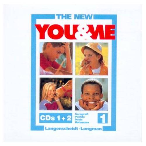 - The New You and Me 1. CD 1/2. Laufzeit ca. 108 Minuten - Preis vom 06.09.2020 04:54:28 h