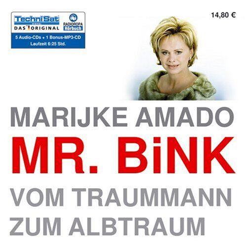 Marijke Amado - Mr. Bink: Vom Traummann zum Albtraum - Preis vom 15.04.2021 04:51:42 h