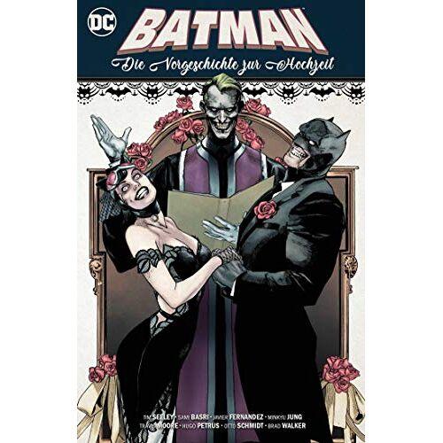 Tom King - Batman: Die Vorgeschichte zur Hochzeit - Preis vom 11.11.2019 06:01:23 h