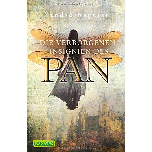 Sandra Regnier - Die Pan-Trilogie, Band 3: Die verborgenen Insignien des Pan - Preis vom 05.05.2021 04:54:13 h