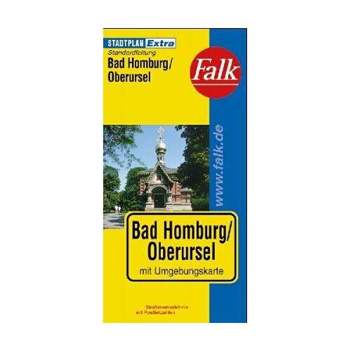 - Falk Pläne, Bad Homburg, Oberursel (Nr.2143) - Preis vom 11.05.2021 04:49:30 h
