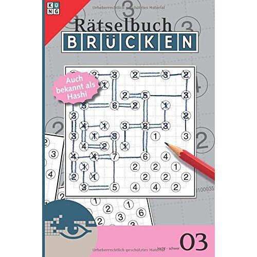 Conceptis Puzzles - Brücken-Rätselbuch 03 - Preis vom 15.08.2019 05:57:41 h