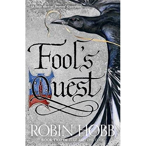 Robin Hobb - Fitz and the Fool 2. The Fool's Quest (Fitz & the Fool 2, Band 2) - Preis vom 12.05.2021 04:50:50 h