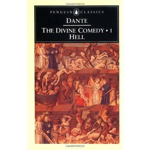 Dante Alighieri - The Comedy of Dante Alighieri: Hell (Divine Comedy, Band 1) - Preis vom 10.05.2021 04:48:42 h