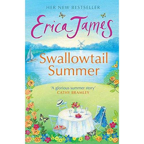 Erica James - Swallowtail Summer - Preis vom 14.01.2021 05:56:14 h