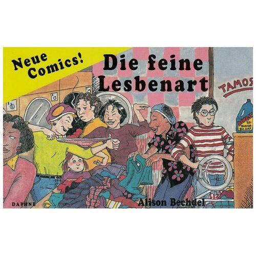 Alison Bechdel - Die feine Lesbenart - Preis vom 24.02.2021 06:00:20 h