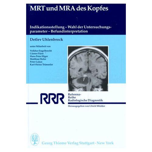 Detlev Uhlenbrock - MRT und MRA des Kopfes - Preis vom 10.05.2021 04:48:42 h