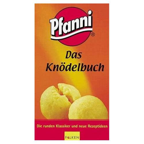 s.a. - Pfanni, Das Knödelbuch - Preis vom 20.10.2020 04:55:35 h