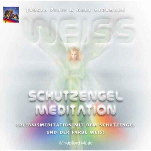 Jürgen Pfaff - Schutzengel-Meditation, Audio-CD - Preis vom 06.09.2020 04:54:28 h