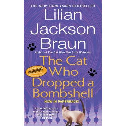 Braun The Cat Who Dropped a Bombshell - Preis vom 05.08.2020 04:52:49 h