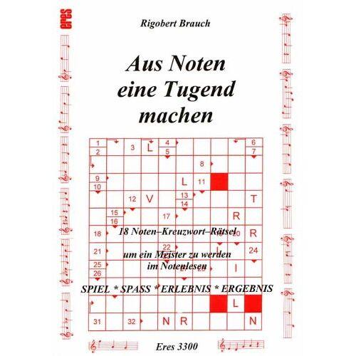 - 18 Noten-Kreuzwort-Rätsel: Aus Noten Eine Tugend Machen: HEFT 1 - Preis vom 06.05.2021 04:54:26 h
