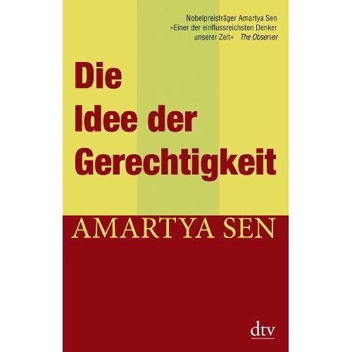 Amartya Sen - Die Idee der Gerechtigkeit - Preis vom 14.05.2021 04:51:20 h