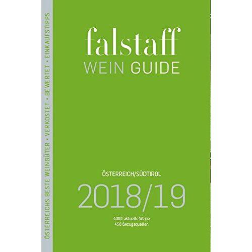 Falstaff Verlags-GmbH - Falstaff Weinguide 2018/19: Österreich/Südtirol - Preis vom 11.05.2021 04:49:30 h