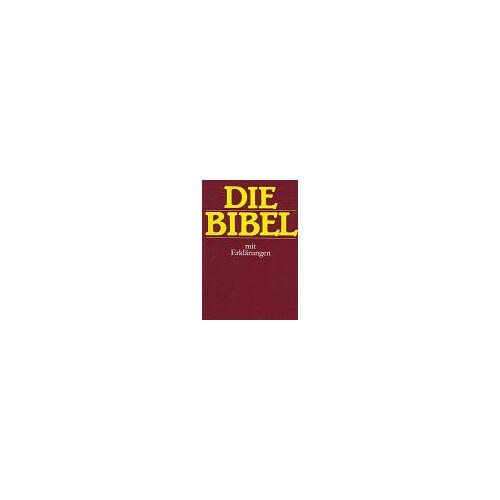 - Bibelausgaben, Die Bibel - Preis vom 10.05.2021 04:48:42 h