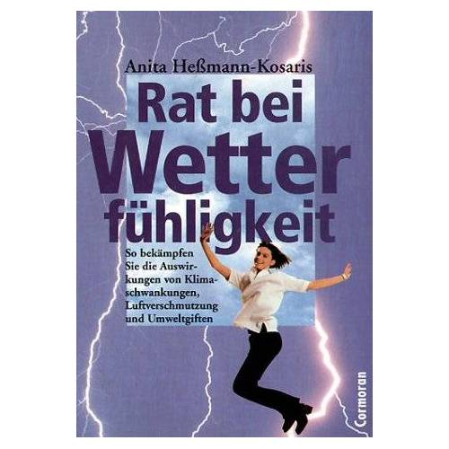 Anita Heßmann-Kosaris - Rat bei Wetterfühligkeit - Preis vom 16.05.2021 04:43:40 h