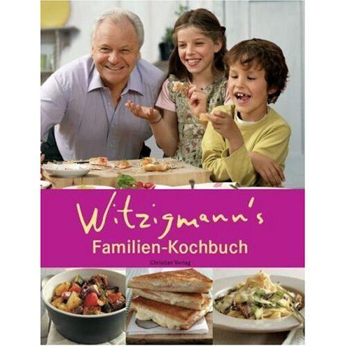 Eckart Witzigmann - Witzigmann's Familienkochbuch - Preis vom 05.09.2020 04:49:05 h
