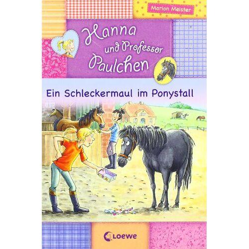 Marion Meister - Meister, M: Schleckermaul im Ponystall - Preis vom 20.10.2020 04:55:35 h