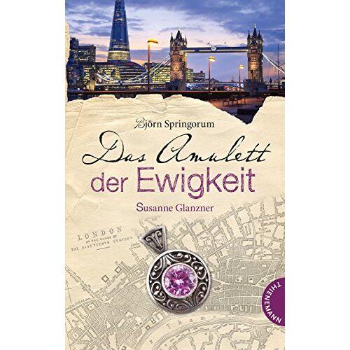 Susanne Glanzner - Das Amulett der Ewigkeit - Preis vom 18.04.2021 04:52:10 h