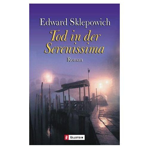Edward Sklepowich - Tod in der Serenissima - Preis vom 06.03.2021 05:55:44 h