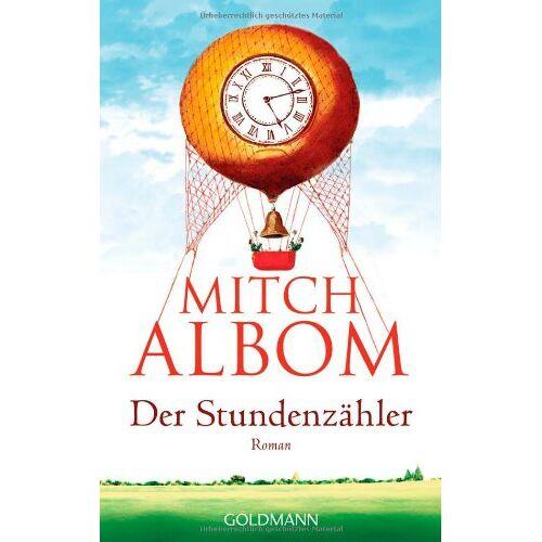 Mitch Albom - Der Stundenzähler: Roman - Preis vom 01.03.2021 06:00:22 h