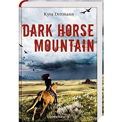 Kyra Dittmann - Dark Horse Mountain - Preis vom 05.09.2020 04:49:05 h